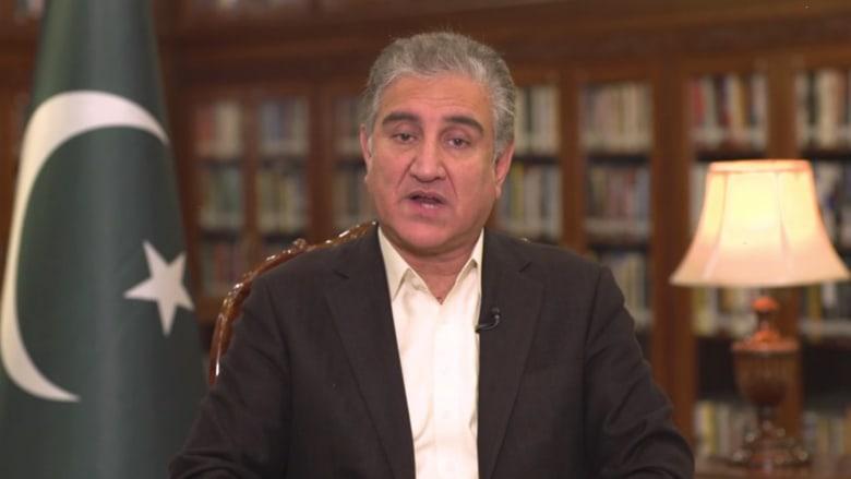 وزير خارجية باكستان لـCNN: لانريد التصعيد مع الهند أبداً