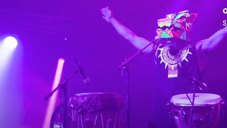 """فرقة """"غيتو كومبي"""".. إيقاعات كولومبية أفريقية بلمسة إلكترونية"""