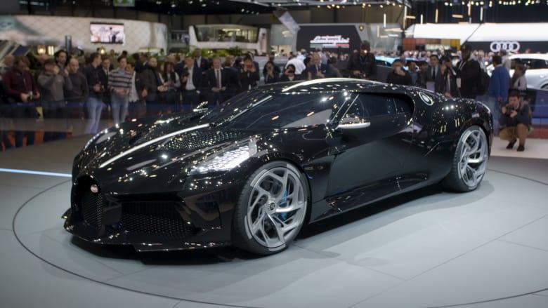 بوغاتي بـ19 مليون دولار.. هذه أغلى سيارة تُباع في العالم