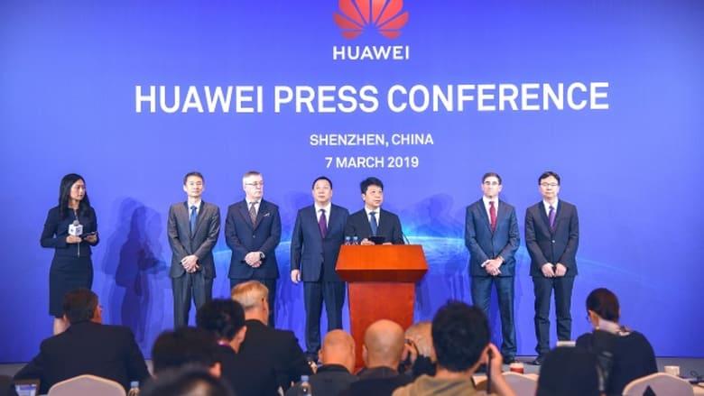 """""""هواوي"""" الصينية ترفع دعوى ضد الولايات المتحدة لإلغاء حظر شراء منتجاتها"""