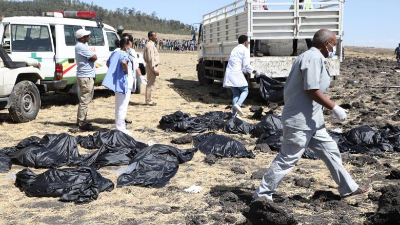 """بينهم مصريون وسعودي.. هذه جنسيات بعض ضحايا """"الطائرة الإثيوبية"""""""