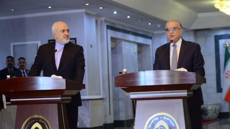 إيران والعراق توقعان اتفاقيات سياسية واقتصادية خلال زيارة روحاني