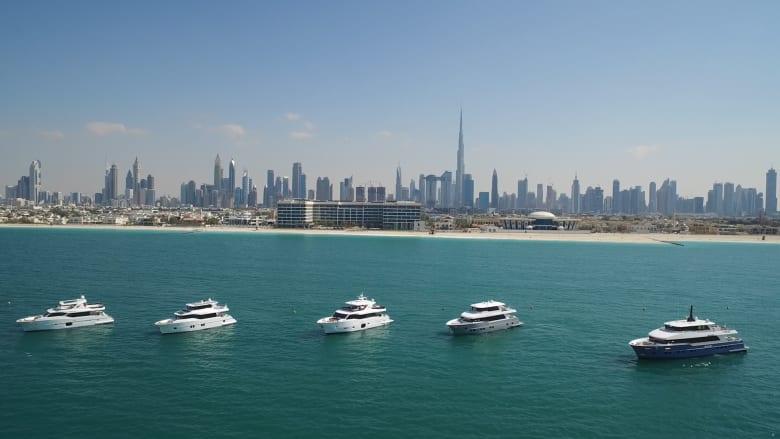 معرض دبي للقوارب