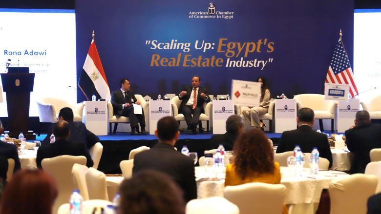 عدد السكان والزيادة السنوية الكبيرة تدعم قطاع العقارات المصري؟