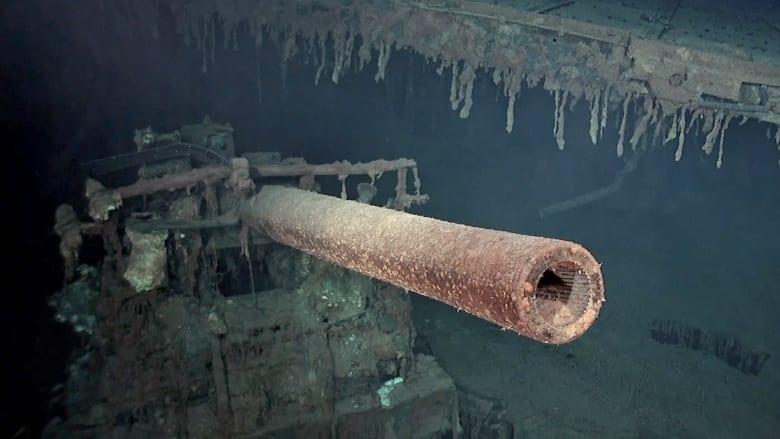 شاهد كيف تبدو سفينة في أعماق البحر أُغرقت قبل 77 عاماً