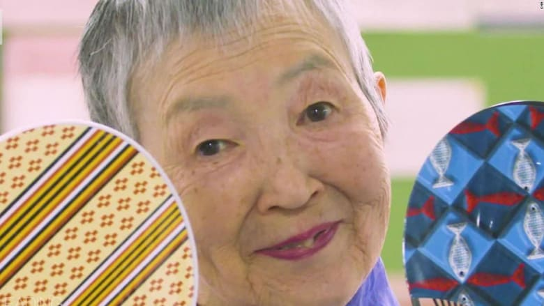 عمرها 83 عاماً..امرأة يابانية تُطلق تطبيقات لكبار السن