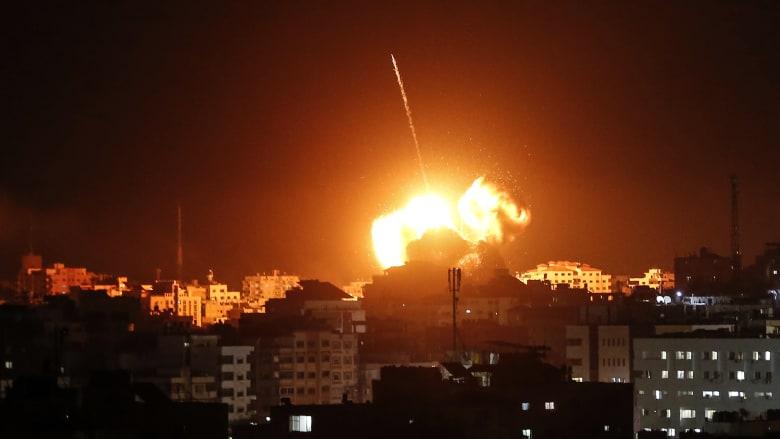 لأول مرة منذ 2012.. إسرائيل تقصف مكتب إسماعيل هنية في غزة