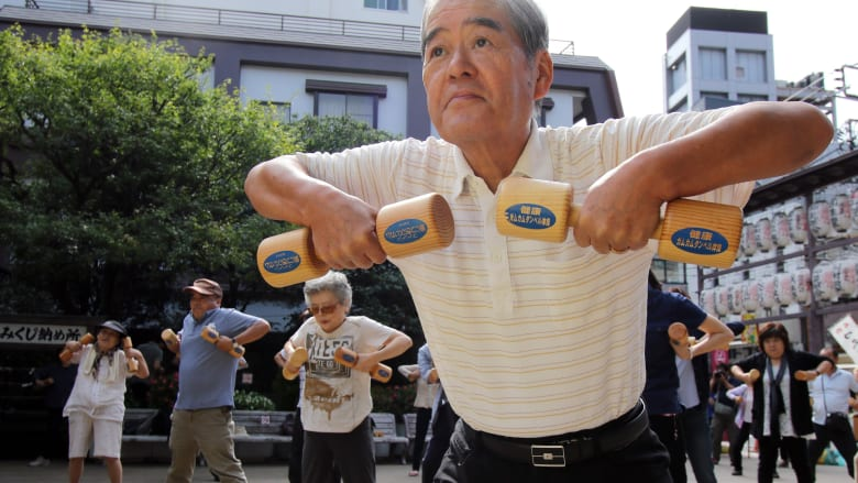 هذا السر الياباني قد يساعدك للعيش حتى 100 عام