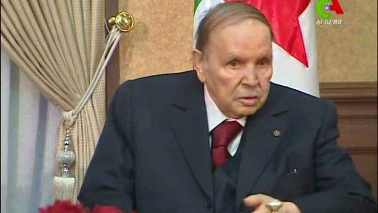 الرئاسة الجزائرية: عبد العزيز بوتفليقة يتنحى قبل نهاية عهدته الانتخابية
