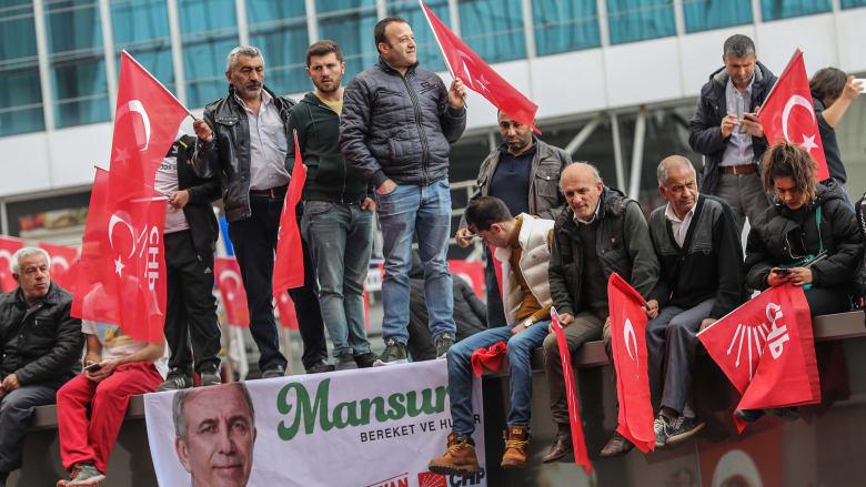 """بعد فوز المعارضة بإسطنبول.. """"العليا للانتخابات"""" تقرر إعادة الفرز"""