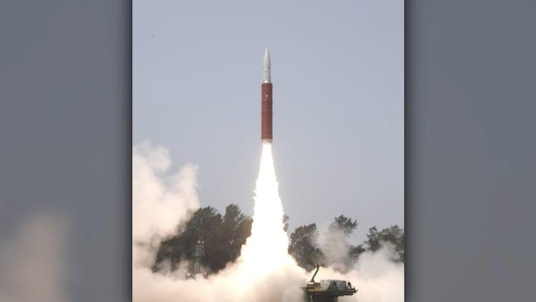 """اختبار الهند لصاروخها """"يعرض"""" ناسا للخطر.. والوكالة تنتقد"""