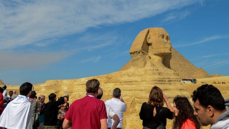 تقرير: ارتفاع بأعداد السياح الشرق أوسطيين بمصر.. والسعوديون في الطليعة
