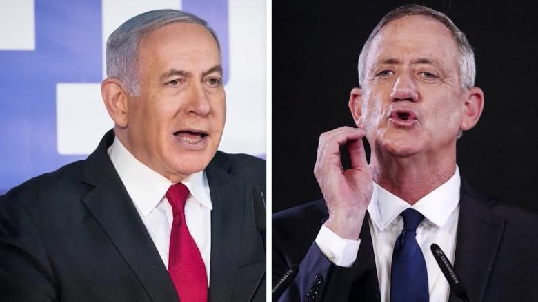 استطلاعات الانتخابات الإسرائيلية: غانتس يتقدم على نتنياهو