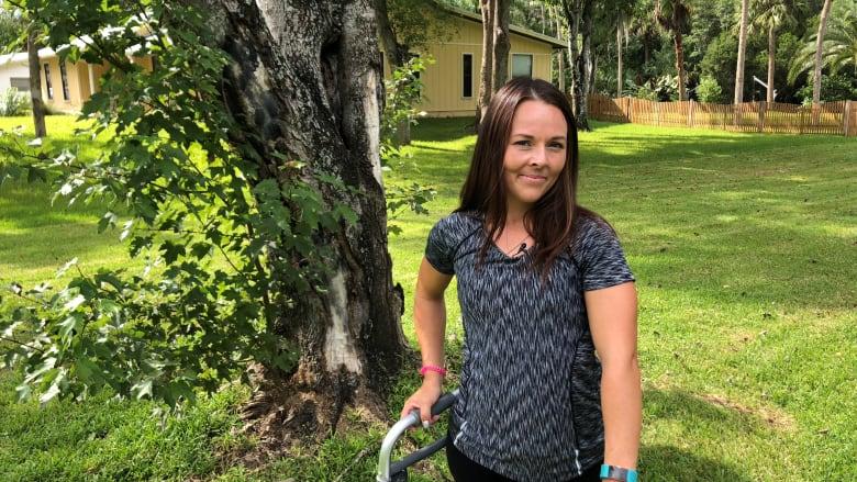 علاج رائع يساعد المشلولين للمشي مرة أخرى