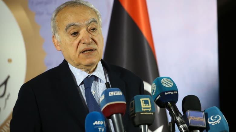 إدانة أممية لاستهداف الجيش الوطني الليبي لمطار معيتيقية.. ودعوة للدول صاحبة النفوذ