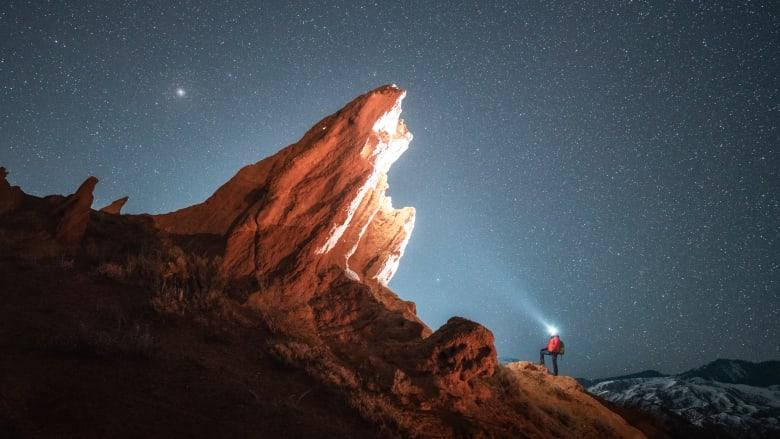 كيف تبدو السماء في قرغيزستان.. المنطقة الأقل شهرة في العالم