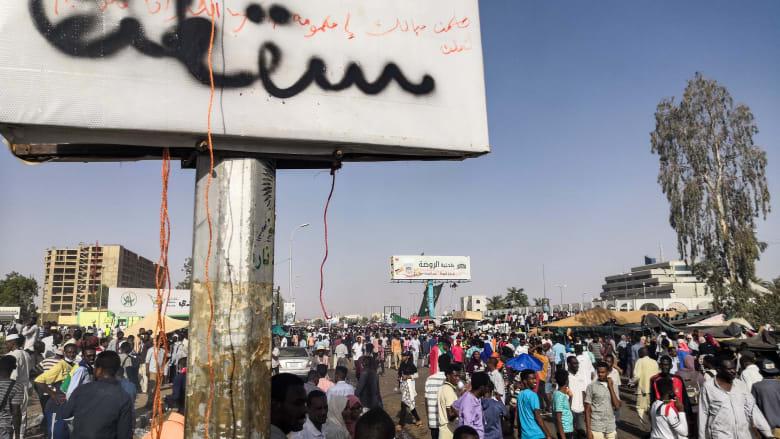 بشار جرار يكتب لـCNN عن تساقط نظام البشير وسقوط رئاسته
