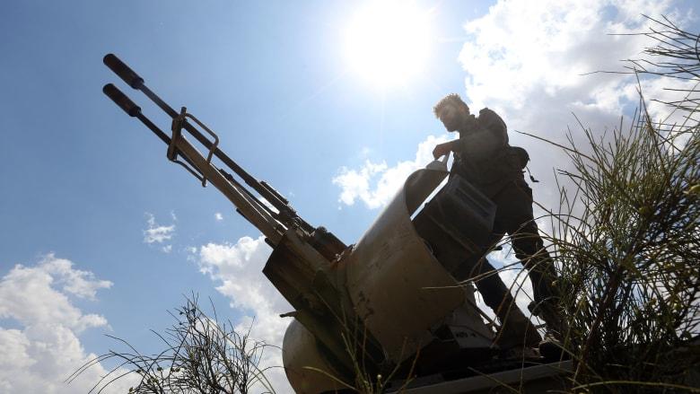 الأمم المتحدة تكشف عن أعداد النازحين منذ هجوم قوات حفتر على طرابلس