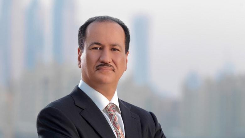 رجل الأعمال الإماراتي حسين سجواني