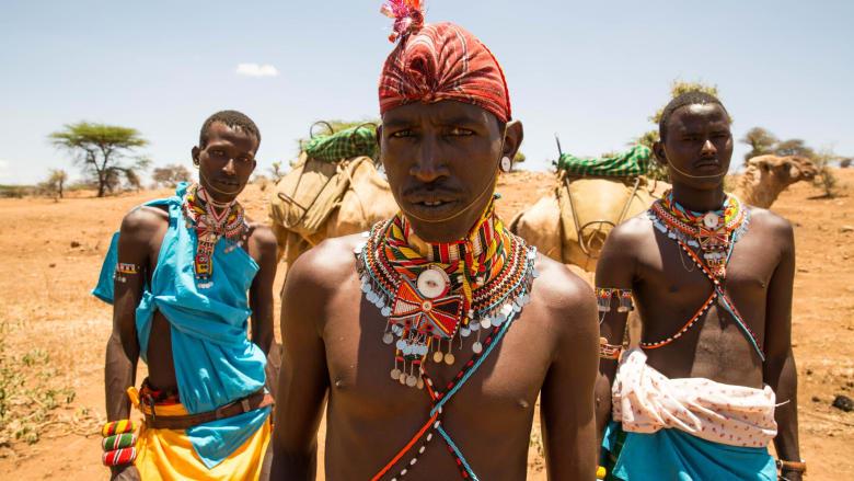 زوجان يقومان برحلة إلى كينيا بحثاً عن شيء فريد..هل وجداه؟