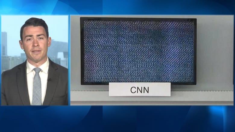 الصين تقطع بث CNN أثناء عرض تقرير عن مخيمات احتجاز المسلمين