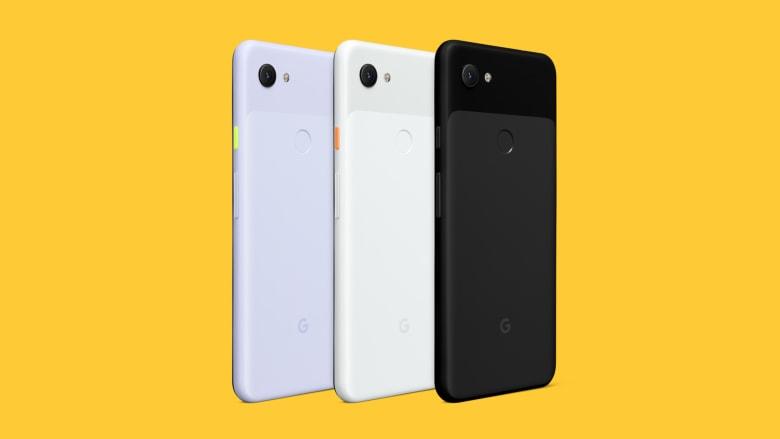 غوغل تكشف عن هاتف بيكسل جديد بسعر 399 دولاراً!  إليك خصائصه