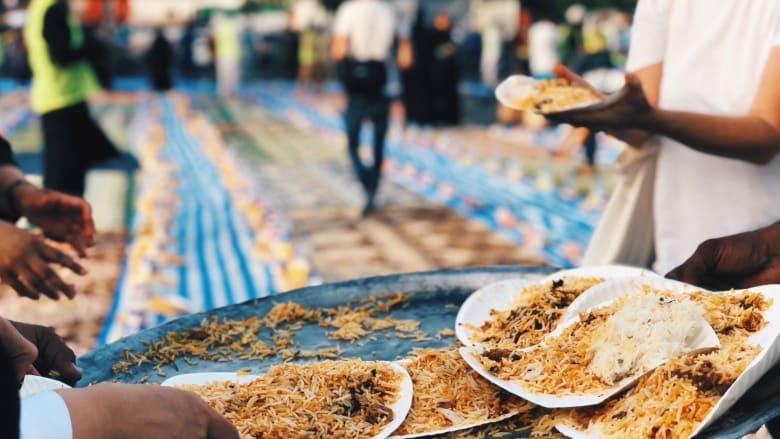 الافطار الجماعي في دبي