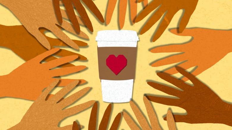 رجل يشكر ألف شخص على كوب واحد من القهوة.. ما السبب؟