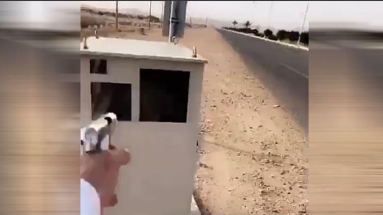 """تداول إطلاق النار على """"ساهر"""" في السعودية.. والشرطة ترد"""