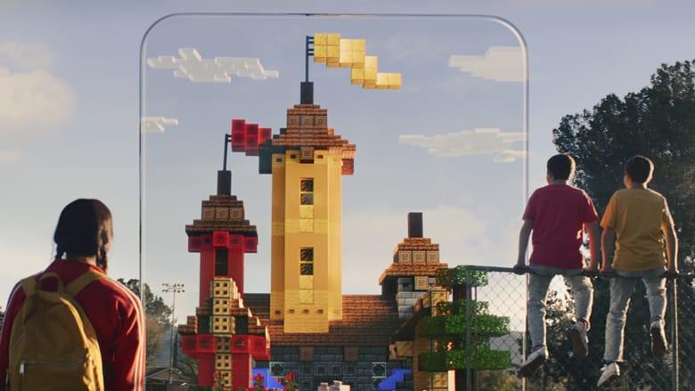"""ماين كرافت تستعد لإطلاق لعبة مماثلة لـ""""بوكيمون غو"""""""