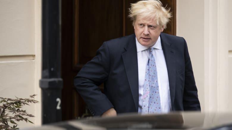 ماذا قال بوريس جونسون بأول تعليق على استقال رئيسة وزراء بريطانيا؟
