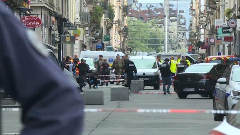الشرطة الفرنسية: إصابة 7 أشخاص إثر انفجار في ليون