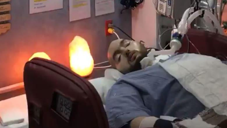 بعد 14 عام غيبوبة.. فيديو يظهر تحريك الأمير الوليد بن خالد لرأسه