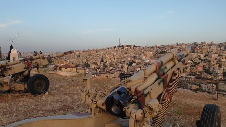 مدفع رمضان في الأردن يطرب العمّانيين بعد غياب
