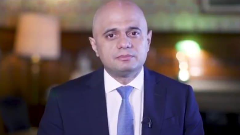 وزير الداخلية البريطاني يترشح لرئاسة الوزراء