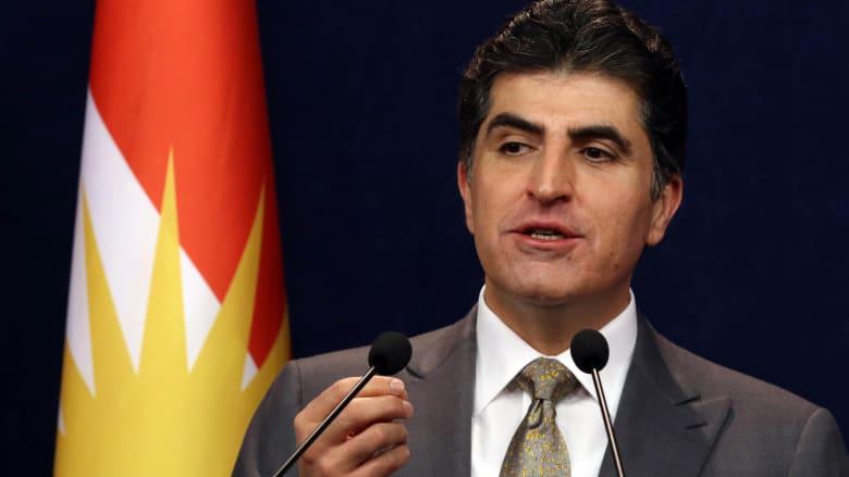 نيجيرفان ابن شقيق مسعود البارزاني رئيسا لإقليم كردستان