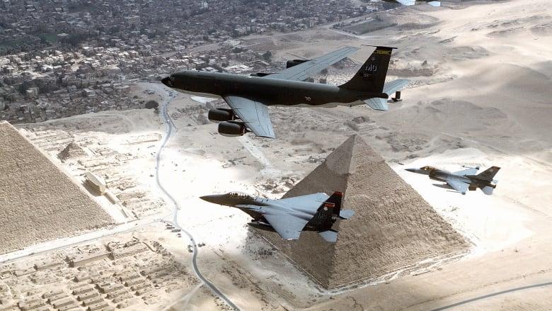 أقوى 10 قوات جوية في العالم.. مصر تتفوق على تركيا