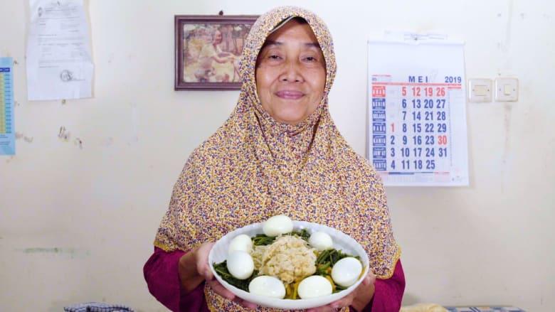 ما هي مكونات طاولة الإفطار الإندونيسي في رمضان؟
