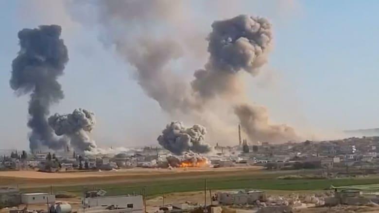 الأمم المتحدة تحذر من كارثة إنسانية تلوح بالأفق في سوريا