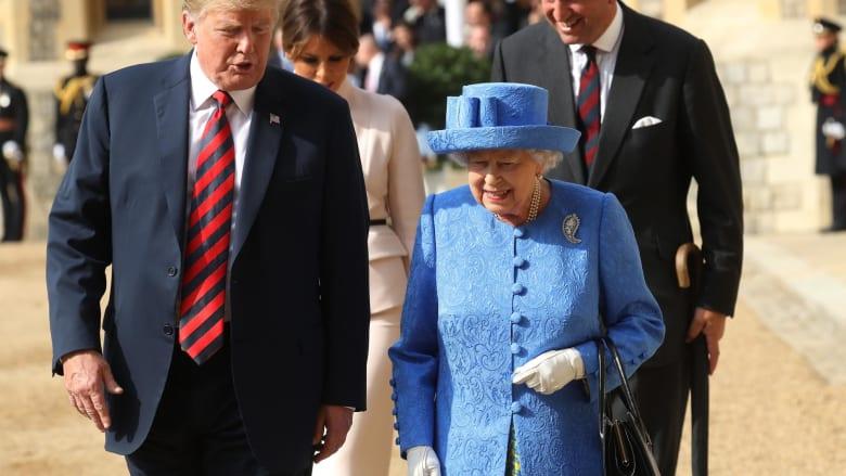ما البروتوكولات التي سيخرقها ترامب هذه المرة في بريطانيا؟