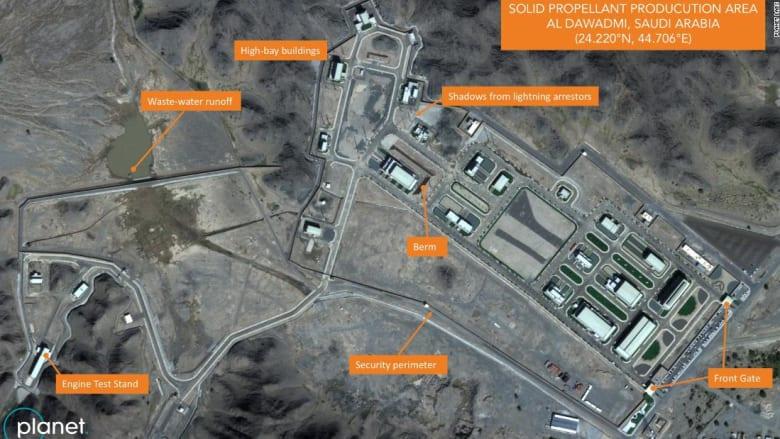 مصادر تكشف لـCNN معلومات استخباراتية عن برنامج صاروخي للسعودية بمساعدة الصين