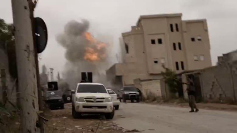 حصري: معركة طرابلس.. لا صوت يعلو فوق صوت البنادق