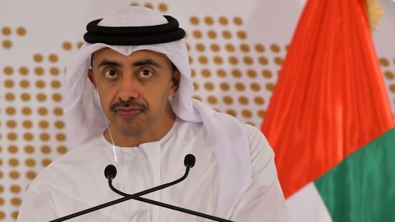 عبدالله بن زايد عن هجوم الفجيرة: اعتداء على الدول التي كانت تلك السفن تحمل أعلامها