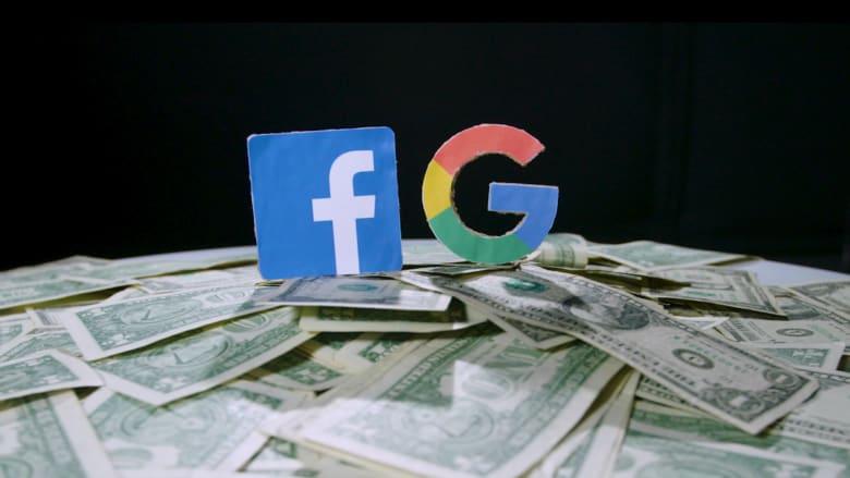 كيف يؤثر تحكم غوغل وفيسبوك بسوق الإعلانات سلبيا على الصحافة؟