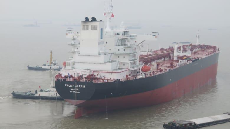 """مصدر لـCNN: حادث خليج عُمان """"مشابه كثيرا"""" لحادث الفجيرة بالإمارات"""