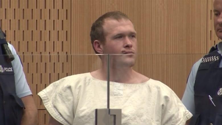 قضاء نيوزلندا يسمح بكشف وجه المتهم بتنفيذ مذبحة المسجدين