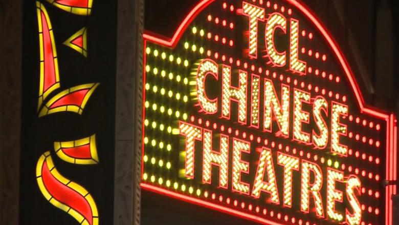المسرح الصيني في هيوليود.. معلم أيقوني يحتضن كبار المشاهير