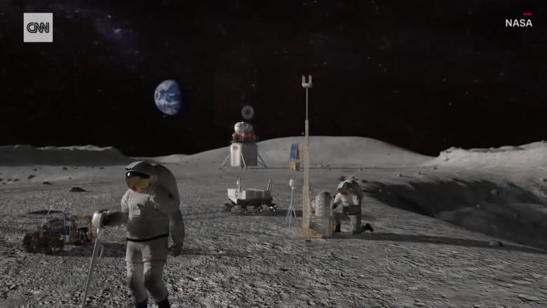 كم تُكلف رحلة بشرية إلى القمر؟ ناسا لديها الجواب
