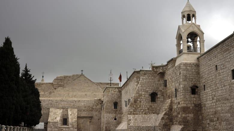 خذ جولة عبر كنيسة المهد في فلسطين.. حيث ولد يسوع المسيح