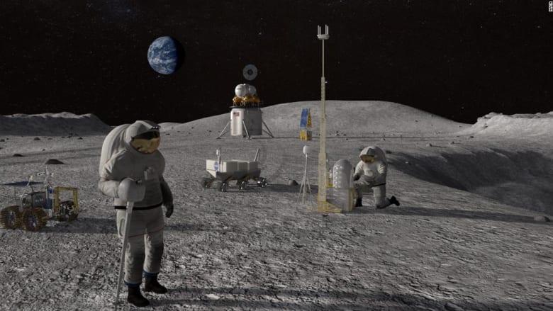 ما هي التحديات التي ستواجه البشر برحلة العودة للقمر في 2024؟